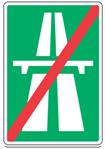 Motorvej ophoerer