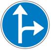 Påbudt Kørselsretning