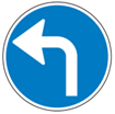 Paabudt-Koerselsretning-venstre-sving